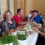 Willkommensfrühstück der Gemeinde Ludersdorf-Wilfersdorf