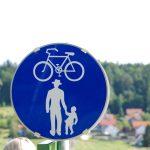 Neuer Geh- & Radweg ist fertig