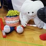 Zahnprophylaxe in der Kinderkrippe Lu-Wi