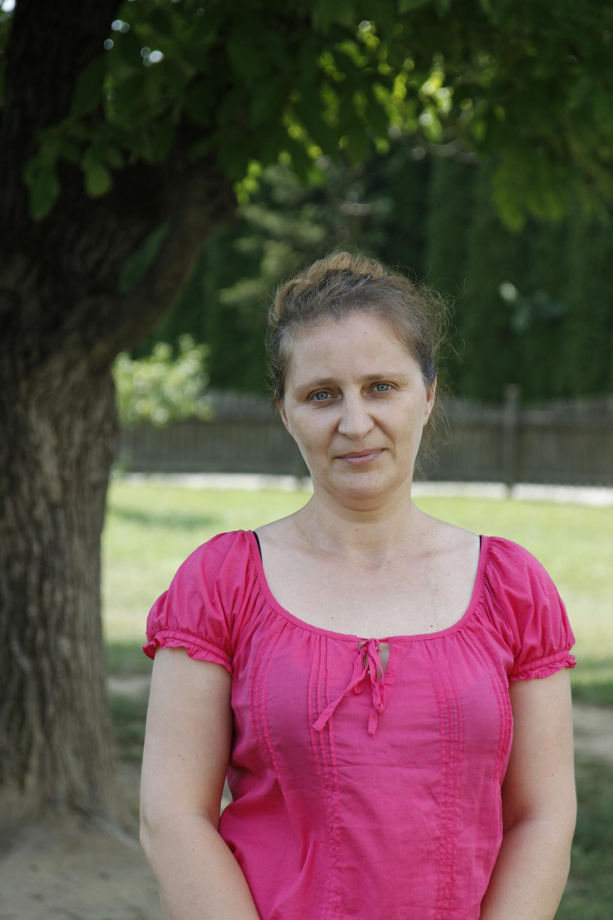 Daniela-Marinela Dumitru