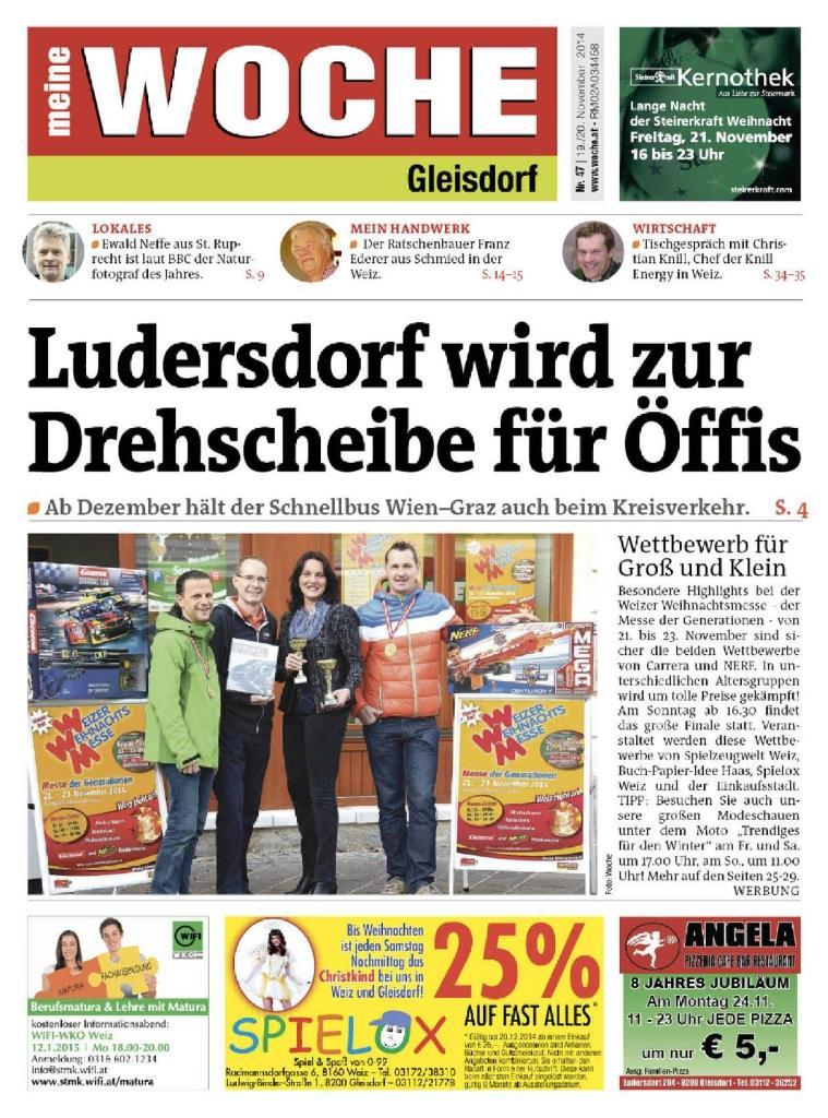 Die Woche Zeitung