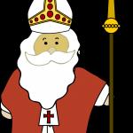 Hausbesuch von Nikolaus und Krampus am 5. Dezember 2016
