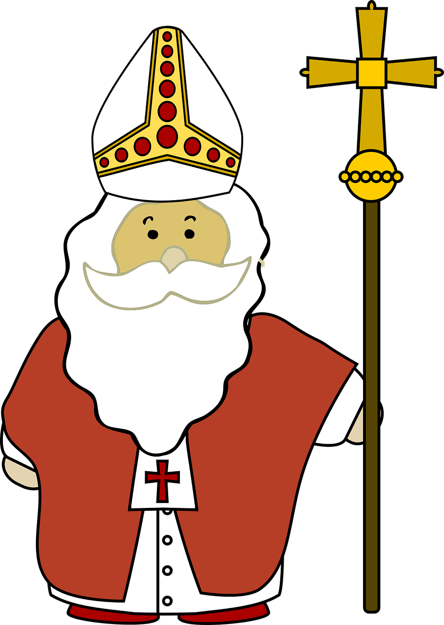 Hausbesuch Von Nikolaus Und Krampus Am 5 Dezember 2016