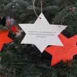 Weihnachtswunschbaum