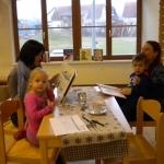 Adventkaffee und Buchausstellung!