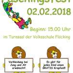 Faschingsfest 02.02.2018