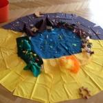 Erntedankfest im Kindergarten Ludersdorf-Wilfersdorf