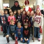 Nikolaus in der Schule