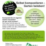 Aktion Komposter verlängert