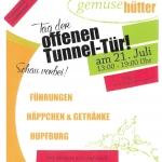 Tag der offenen Tunneltür