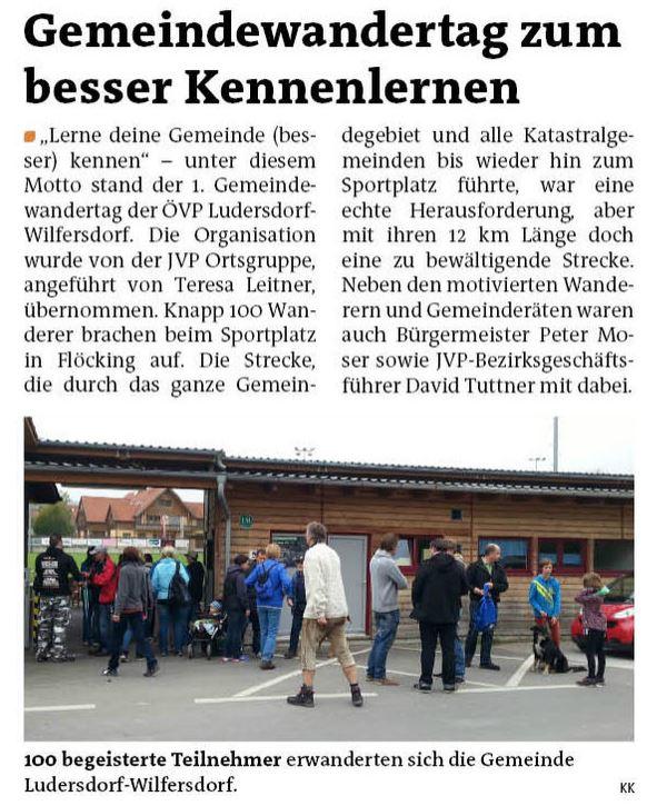 Ludersdorf-wilfersdorf frauen kennenlernen
