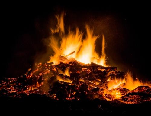 Osterfeuer und Sonnwendfeuer 2021